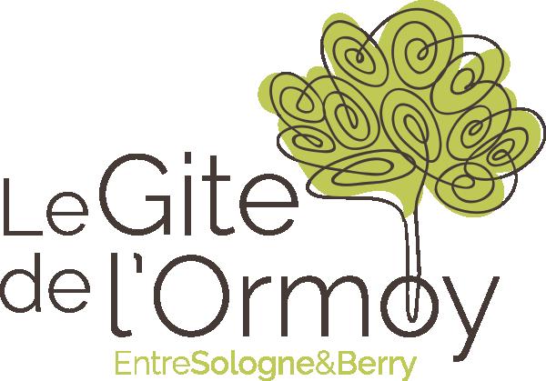 Logo du gîte de l'Ormoy